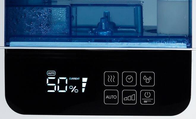 Увлажнитель воздуха Boneco U700 электронное управление